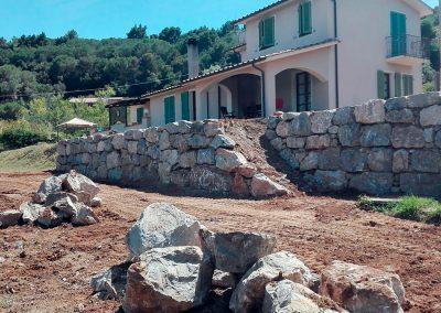 scavi, escavazioni, muri ciclopici, isola d'elba